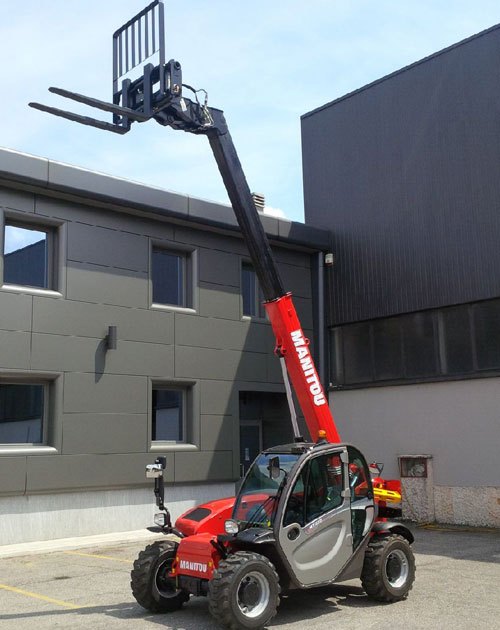 Manitou MT625 - Manlifts